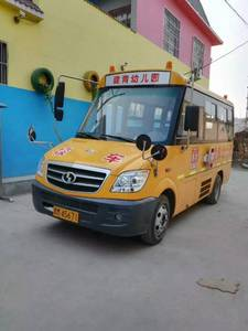 少林校车|19座幼儿校车